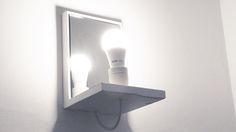 Lampada vanitosa