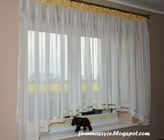 Dessert Recipes, Curtains, Home Decor, Art, Draping, Home Decoration, Little Cottages, Sheer Curtains, Art Background