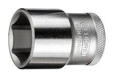 intérieur-tête carrée 12,5 mm 6kt. s: 22 MM Hazet force-clé à douille 1