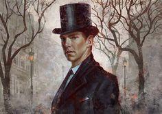 Sherlock by Olga-Tereshenko on DeviantArt