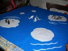 1000 Points of Creativity: Ocean Play Mat