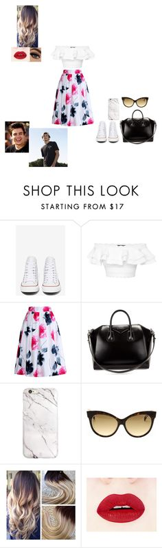 """""""first date with hayes"""" by gabby-1606 on Polyvore featuring Converse, Alexander McQueen, Relaxfeel, Givenchy and Emilio Pucci"""