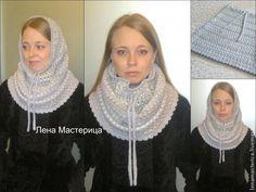 Multi-crochet scarf