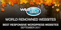 See Web312's Latest Work- September 2017