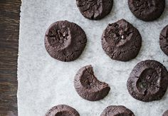 Chokoladesmåkager - BO BEDRE