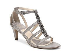 Isola Mairi Gladiator Sandal Womens Silver