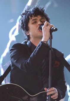 Green Day - 52nd Annual GRAMMY Awards held at Staples Center on January 31, 2010 in Los Angeles, California.