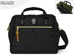 Anello-Japan-LARGE-MINI-Two-Way-Crossbody-Top-Handle-Hot-Selling-Rucksack-Canvas