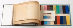 Le Corbusier's 1931 polychrome series