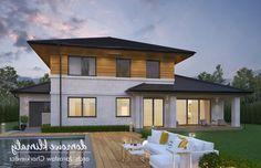 Projekt domu Verona IV 182.93 m² - Domowe Klimaty Home Fashion, Verona, House Styles, Outdoor Decor, Home Decor, Decoration Home, Room Decor, Home Interior Design, Home Decoration