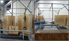 Base Fitness Parkour Structure by Simplified Building Concepts, via Flickr