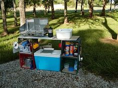 1290 Best Camping Kitchen Images Camping Ideas Camping Tips