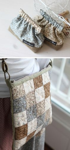 idea para hacer bolso