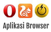 Masih pakai aplikasi browser bawaan smartphone? Coba aplikasi browser terbaik untuk smartphone berikut ini.