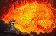 Os vulcões são estruturas geológicas – justificadamente – temidas desde os mais antigos povos. Formado quando o material contido no interior do