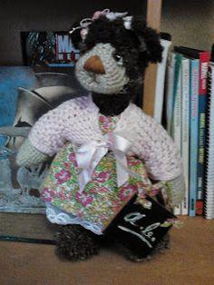 El taller de sahiel: A la escuela Amigurumi, crochet.  http://eltallerdesahiel.blogspot.mx/