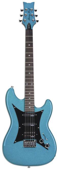Rebel Rockit Supernova   Daisy Rock Guitars