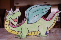 draken knutselen (simpel)