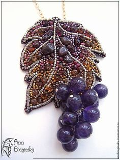 Image result for leaf embroidery and beads design