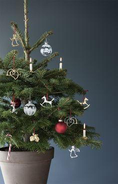 Karen Blixen - #Christmas by #Rosendahl #Retouch by creamwork