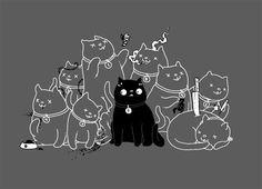 Você já deve ter escutado alguém dizer que 'gato tem sete vidas'. Na realidade, o gato tem apenas uma que dura, em média, 14 anos. Assim, a...