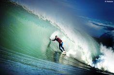 Kelly Slater Tube ©rabejac   #surf