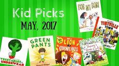 Kid Picks May 2017