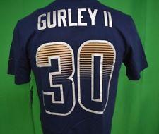 ec480fe5a Nike Mens Los Angeles Rams Todd Gurley II Athletic Cut Shirt NWT  32 L