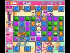 Candy Crush Saga Level 2506 no boosters