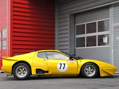 1977 Ferrari 365 GT4 BB Competizione Maintenance/restoration of old/vintage vehicles: the material for new cogs/casters/gears/pads could be cast polyamide which I (Cast polyamide) can produce. My contact: tatjana.alic@windowslive.com