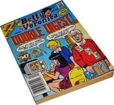 1991 Betty & Veronica Double Digest No.24
