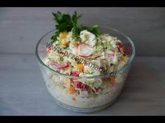 Sezonowy hit. Szybka i smaczna. Jak zrobić surówkę z młodej kapusty - YouTube Coleslaw, Potato Salad, Potatoes, Ethnic Recipes, Youtube, Food, Coleslaw Salad, Potato, Essen
