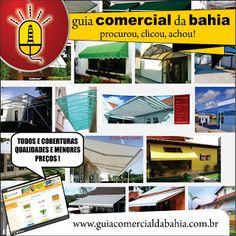 Guia Comercial da Bahia: Dicas para divulgar Toldos e Coberturas