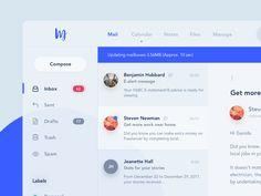 Desktop mail client