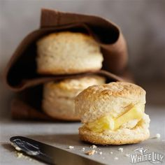 White Lily® Light & Fluffy Biscuits (All-Purpose Flour Recipe) from WhiteLily®