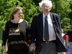 "Former President Bill Clinton may be a powerful asset to his wife's presidential campaign, but Vermont Senator Bernie Sanders thinks he's got Clinton beat. Sanders said of Clinton during a Monday interview with MSNBC's Andrea Mitchell. ""I would love for him to be debating my wife, Jane. She's pretty smart."""