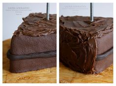 gravity defying cake tutorial - Google Search