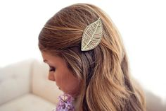 Feather/Leaf Hair Clip Laser Cut Alder Wood by LuccaWorkshop Tribal Feather, Feather Hair Clips, Modern Hairstyles, Feathered Hairstyles, Hair Type, Laser Cutting, Hair Pins, Hair Beauty, Hair Accessories
