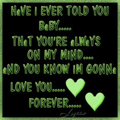 Poem Love So Much Babe I You