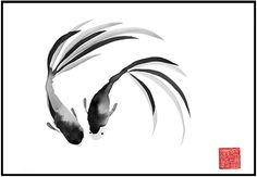 Paintings – Sumi-e Chinese Artwork, Japanese Artwork, Sumi E Painting, China Painting, Art Basics, Japan Art, Ink Art, Watercolor Paintings, Watercolour