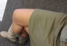 Hoy #verde #militar #militarylook #mystyle #casual