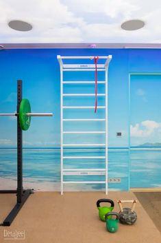 Ladder, Gym, Beach, Stairway, The Beach, Beaches, Excercise, Ladders, Gymnastics Room