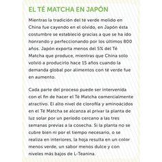 La importancia de que el Matcha sea traído directamente desde Japón  y no de otros lugares ni intermediarios se explica en entra Grafica  Trabajamos con Matcha en su mejor calidad para asegurar al 100% todas sus propiedades  Compras con envío a todo Chile en http://ift.tt/2jo8tPb  - #matcha #chile #matchatea #propiedades #japón #japonés #téVerde #antioxidantes #verde #té #chile #original #verdadero
