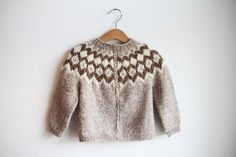 All I want to knit now is Lopi cardigans.