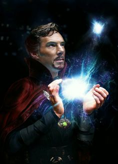 Marvel's upcoming superhero big screen offering, 'Doctor Strange' is reportedly in production and is now getting ready for a Nov. Marvel Doctor Strange, Doc Strange, Marvel Fanart, Marvel Dc Comics, Marvel Heroes, Mr Doctor, Doctor Stranger Movie, Benedict Cumberbatch, Sherlock