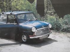 bought this from scrapyard, put it back on road and did well over 100,000 miles in this 1974 Mini. It was later fully restored. Reblog from my tumblr. I'm sorry I haven't got it now.