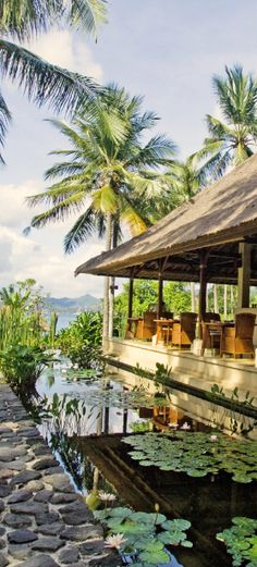 #Jetsetter Daily Moment of Zen: Alila Manggis Resort in #Bali, Indonesia