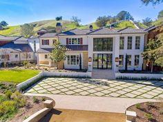 The Weeknd Drops $20 Million on Hidden Hills Mega Mansion (PHOTO GALLERY)