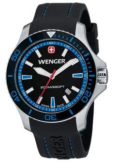 Wenger Sea Force blå/sort - 01.0641.104