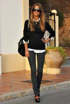 smart casual - the basic of the all basics